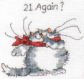 21 again?